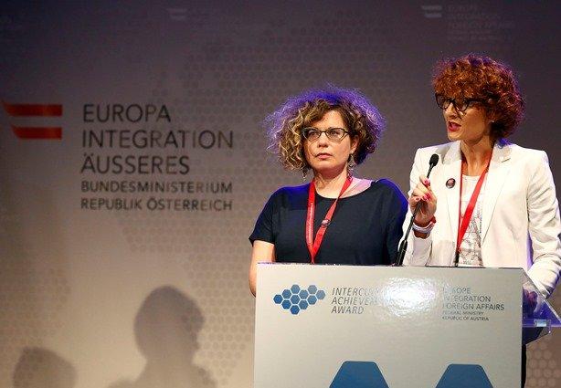 Intercultural Achievement Award. Wiedeń, 02.09.2015, Foto Dragan Tatic