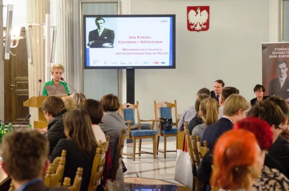 23 Konferencja Jan Karski. Człowiek i H historia