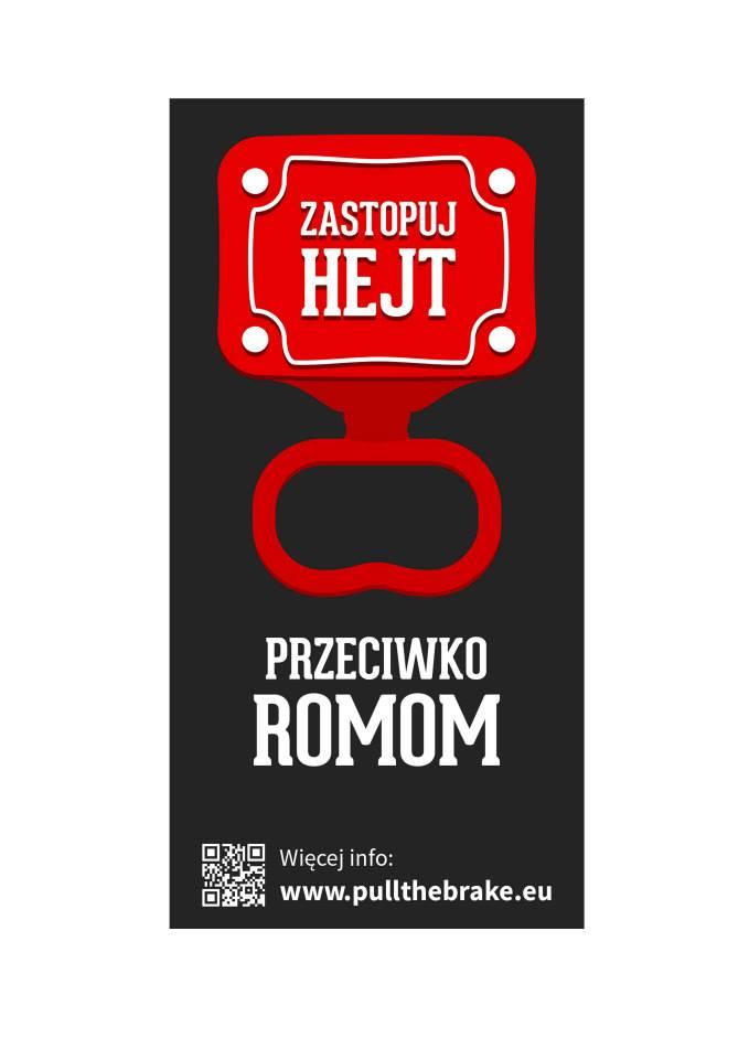Kampania Zastopuj Hejt Przeciwko Romom