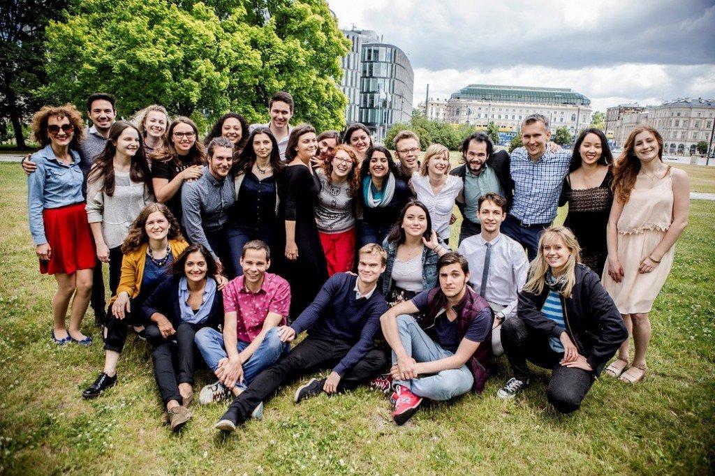 Humanity in Action Fellowship 2017 Warsaw Program