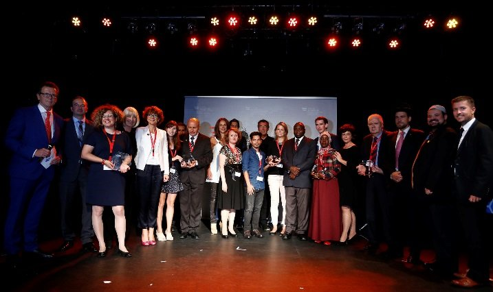 Intercultural Achievement Award. Wiedeń, 02.09.2015, Foto Dragan Tatic
