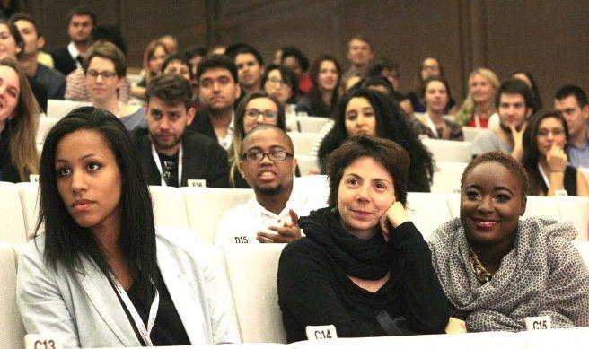 Uczestnicy międzynarodowej konferencji HIA w Warszawie