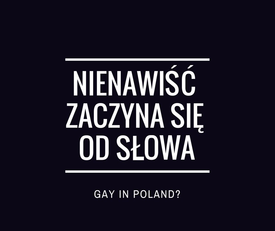 Gay in Poland2