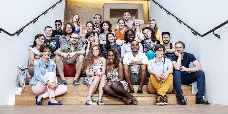 Uczestnicy Inkubatora idei 2014